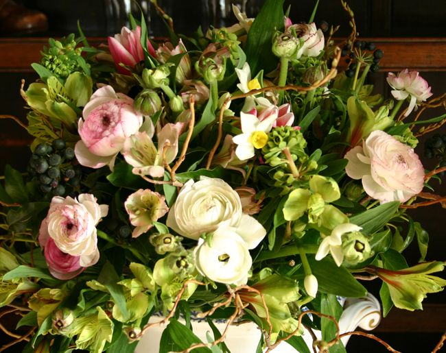Wedding Flowers In Season In March : Best images about march weddings british cut flowers