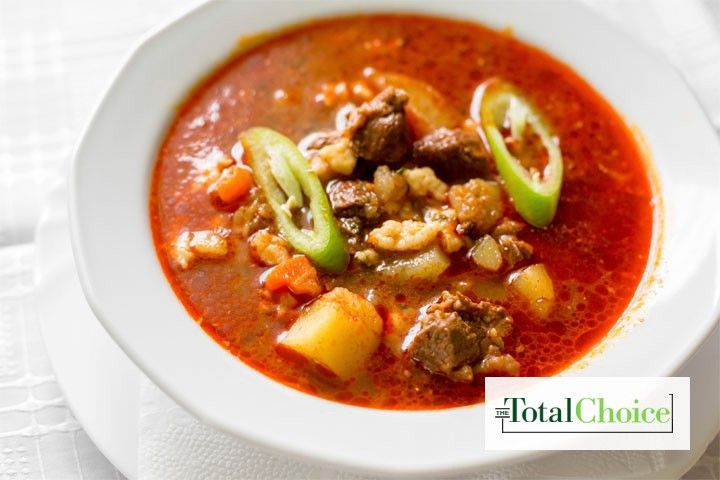 Total Choice Stuffed Pepper Soup | The Dr. Oz Show
