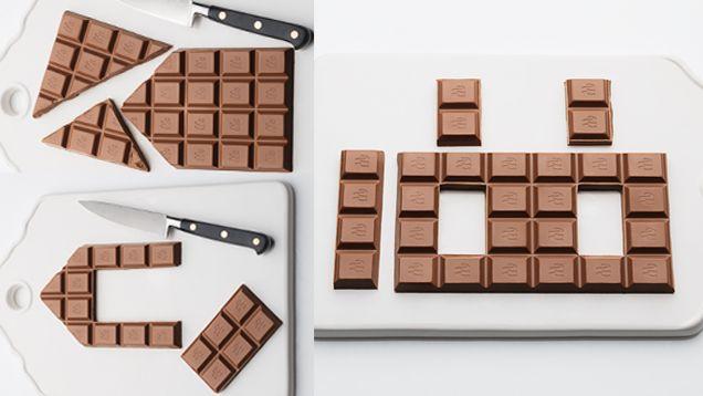 Pepparkakshus i all ära - men chokladhusen är här för att stanna! Sött, fint och framförallt roligt att göra. Så här enkelt pysslar du ihop ditt eget chokladhus!