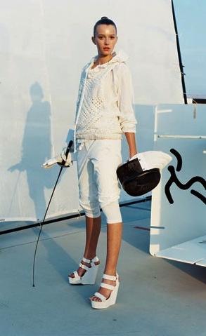 Sigrid Agren | Teen Vogue June 2008