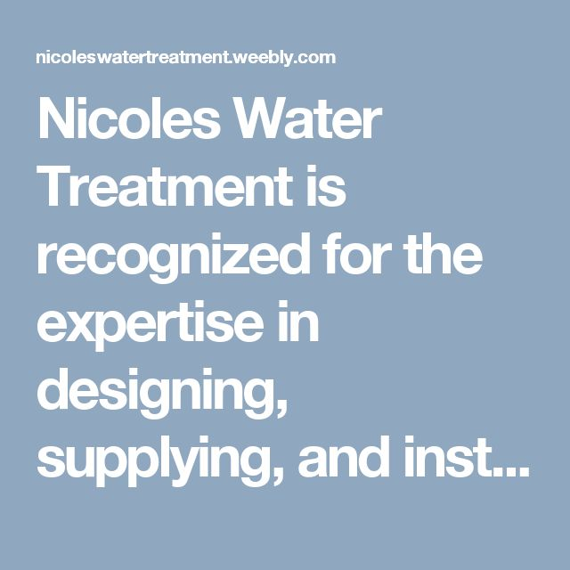 Nicoles Water Treatment is recognized for the expertise in designing, supplying, and installing the commercial as well as industrial wastewater treatment systems since 2004. We are the most affordable manufacturers of Sewage Treatment Plant In Delhi and throughout the various other corners of the market place. As we are offering customized solutions that fit the size of your industry, we deliver them for the best value. We know that water is scarce and it is necessary to discover the new…
