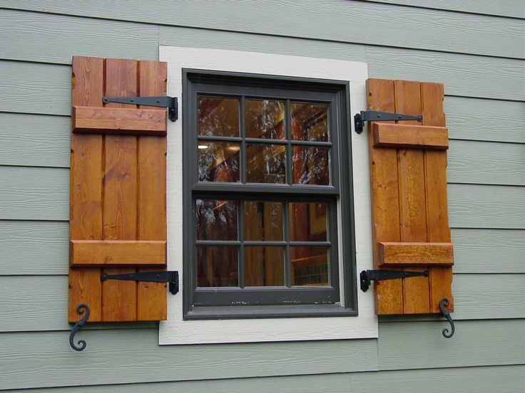 44 best Exterior Shutters images on Pinterest Exterior shutters