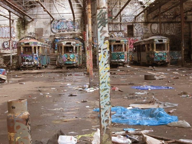 Abandoned Station..