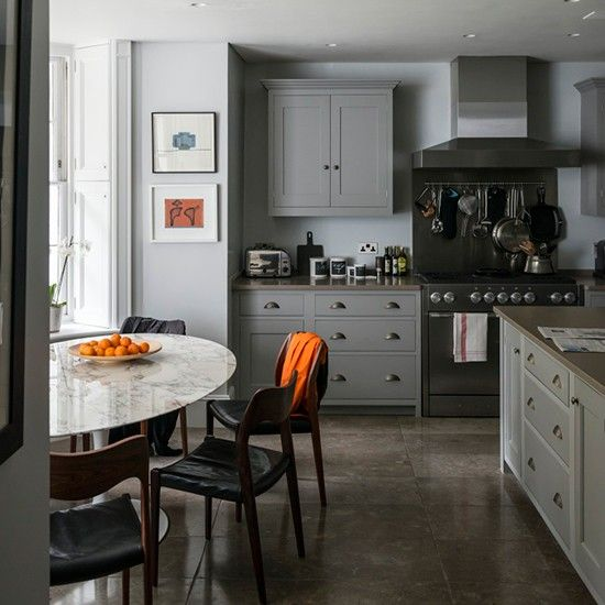 Kitchen-diner | Step inside a luxe Georgian townhouse in south London | House tour | PHOTO GALLERY | Livingetc | Housetohome.co.uk