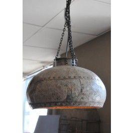 Hanglamp metaal - verlichting