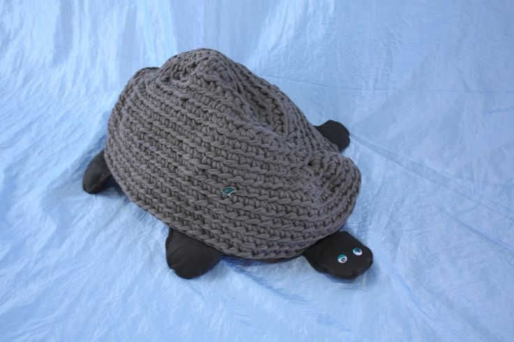 Turtle bean bag chair
