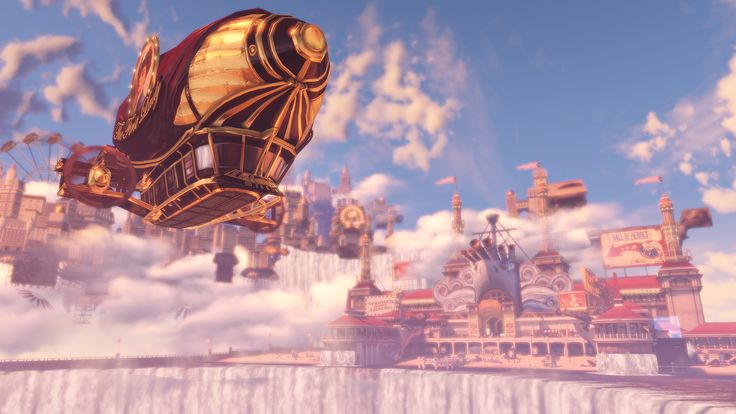 BioShock Infinite – FPS de touristes