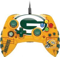 Green Bay Packers XBOX 360 Controller...gotta buy this for Jake!!
