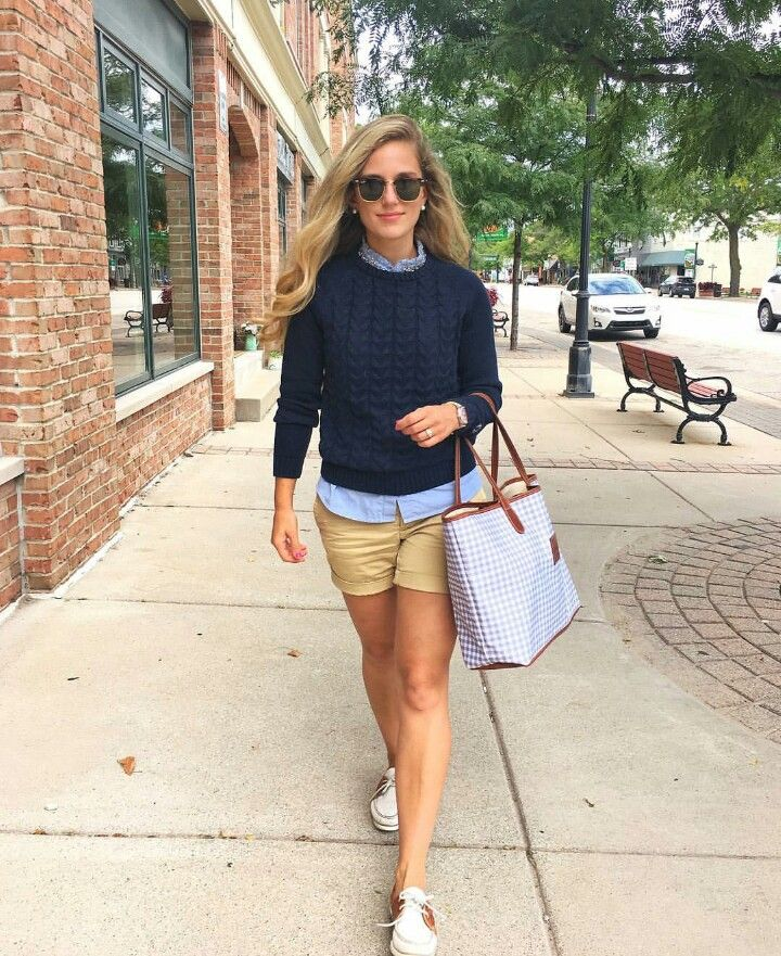 impactful preppy sweater outfits