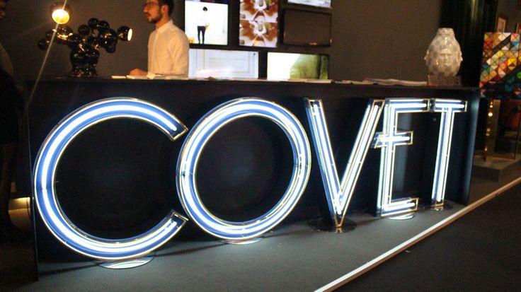 Take a Note: Visit Covet Lounge at Maison et Objet 2018!