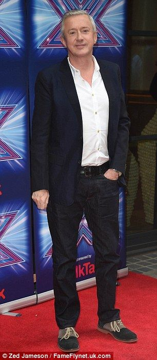 'We get on very well': Louis Walsh put an end to rumours that he doesn't like Cheryl Fernandez-Versini