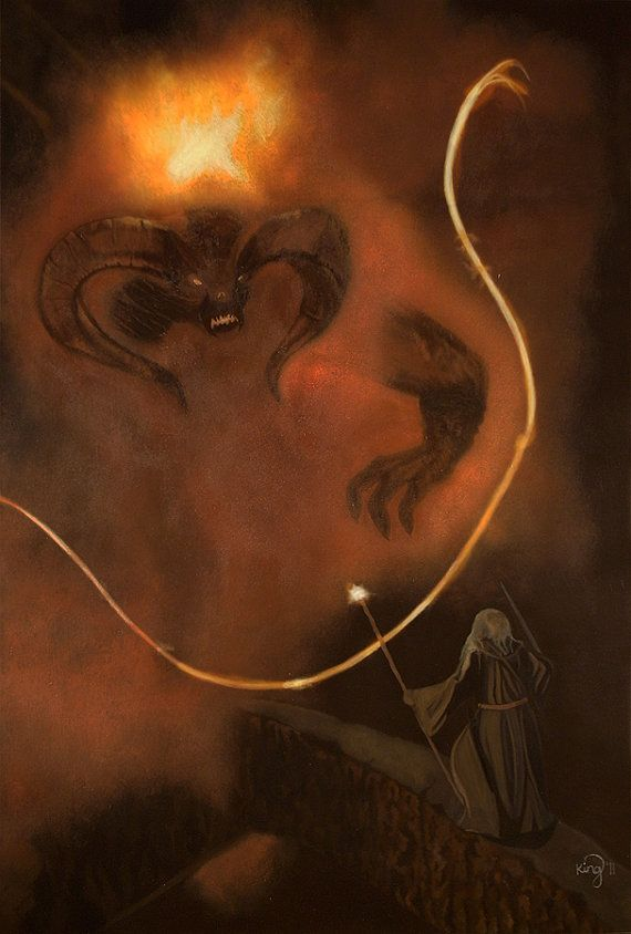 204 best images about The Balrogs of Morgoth on Pinterest Gandalf Balrog Xp