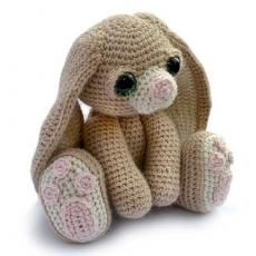 Benedict the bunny - patterns by Patchwork Moose