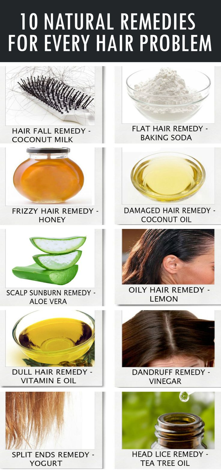 TOP 10 NATURAL REMEDIES FOR EVERY HAIR PROBLEM - THEINDIANSPOT - Page 5