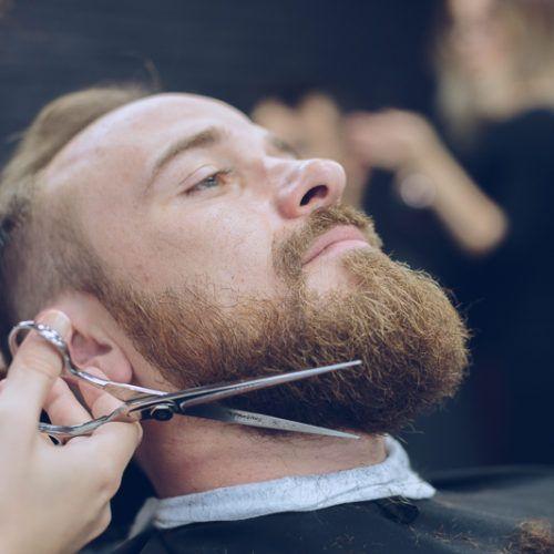 Мужские стрижки, стрижка бороды, бритье. Барбершоп Портос.