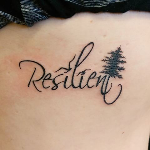 Image result for resilient tattoo