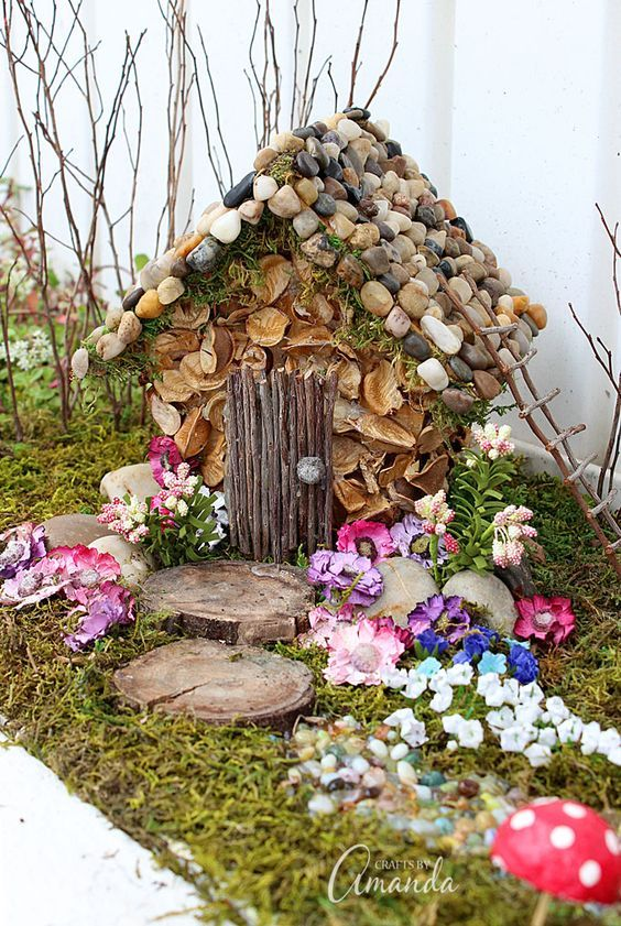 Fairy Garden Ideas Pictures haloween fairy garden ideas image 23 Find This Pin And More On Miniature Fairy Garden Ideas