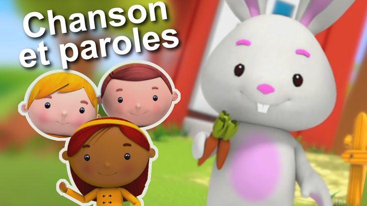 CHANSON | Venez chanter et planter des choux avec les personnages de Mini TFO! (paroles incluses sur la vidéo)