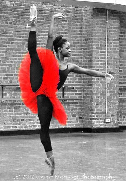 """Michaela Deprince - incredibly beautiful - the most graceful prima ballerina I've ever seen! I LOVE HER!! She was a guest on Dancing with the Stars & you can see her featured inspirational life story in the Dance Documentary Movie """"First Position."""""""