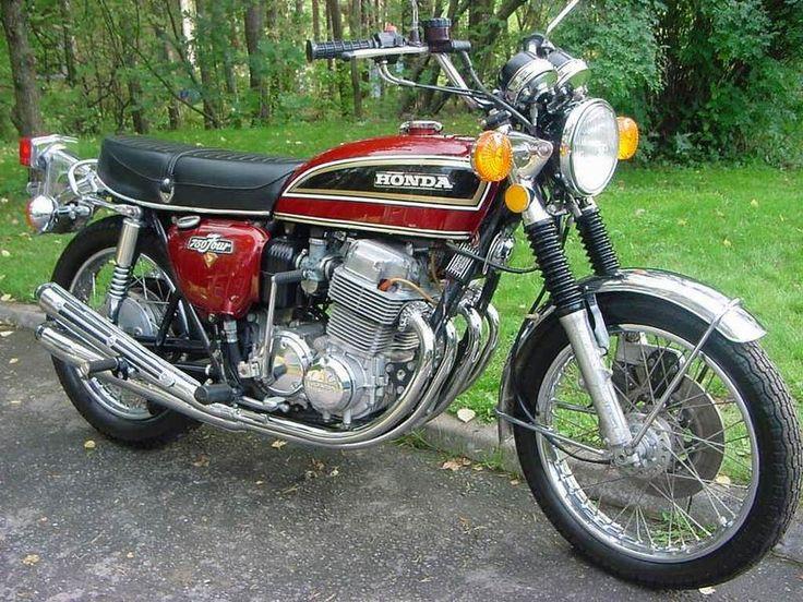 Honda CB7501975