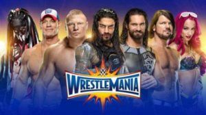 WWE Rumors: Wrestlemania 33 match card as confirmed by WON