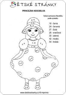 Princezna Násobilka