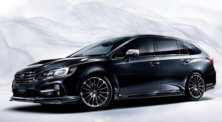 El Subaru Levorg STI Sport no es un STI de pata negra - http://www.actualidadmotor.com/subaru-levorg-sti-sport/
