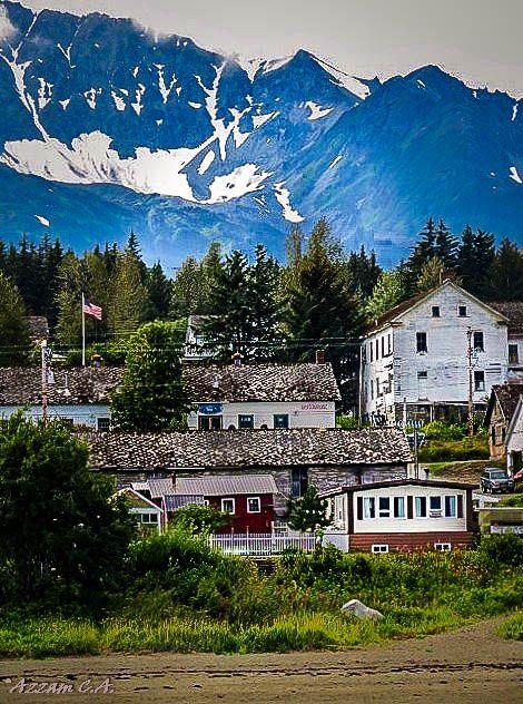 Haines, Alaska  Copyright CynaZZam https://www.flickr.com/photos/chaberli/