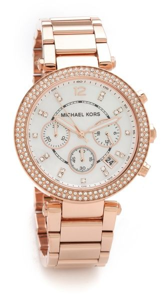 Save 20% on this gorgeous #michaelkors watch  http://rstyle.me/n/fxkmgnyg6