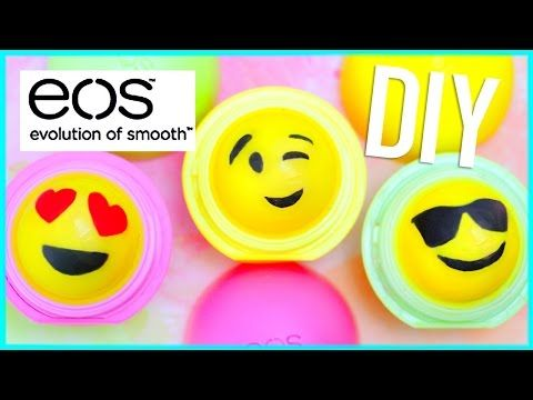 diy eos lip balm out of gummy bears starburst sour patch kids koolaid jolly rancher airheads - YouTube