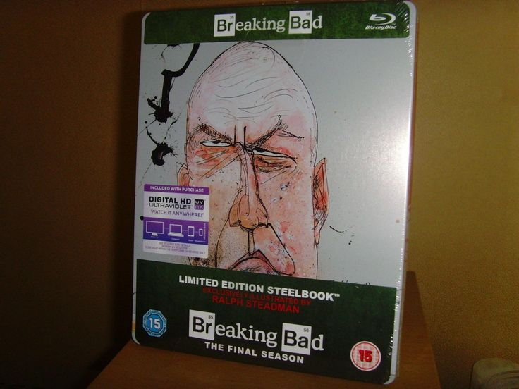 Breaking bad #final season limited #edition blu ray #steelbook, new+sealed.,  View more on the LINK: 	http://www.zeppy.io/product/gb/2/132079188773/