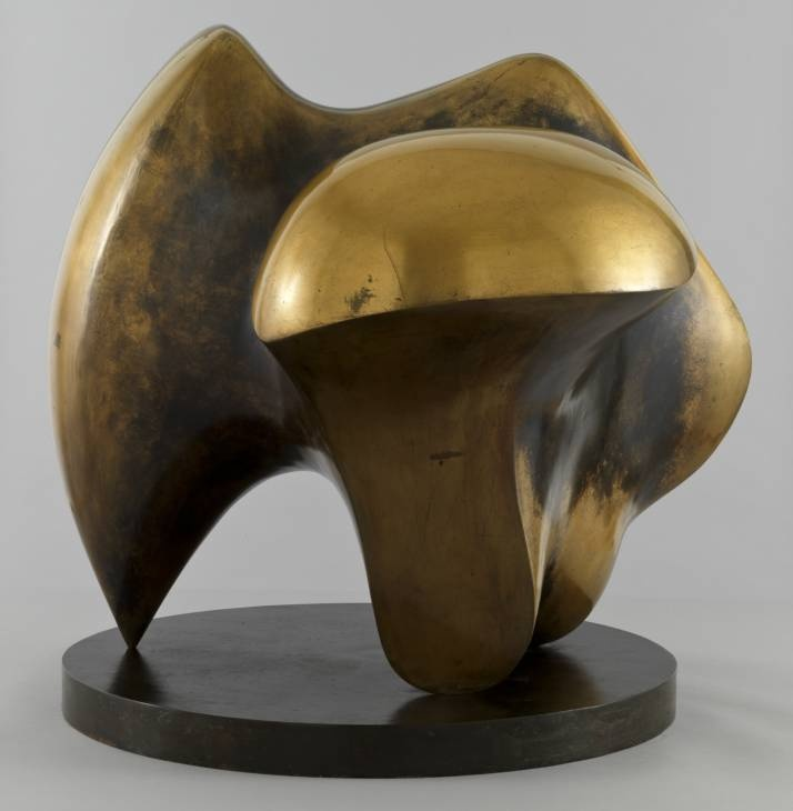 Henry Moore OM, CH, 'Working Model for Three Way Piece No. 1: Points' 1964