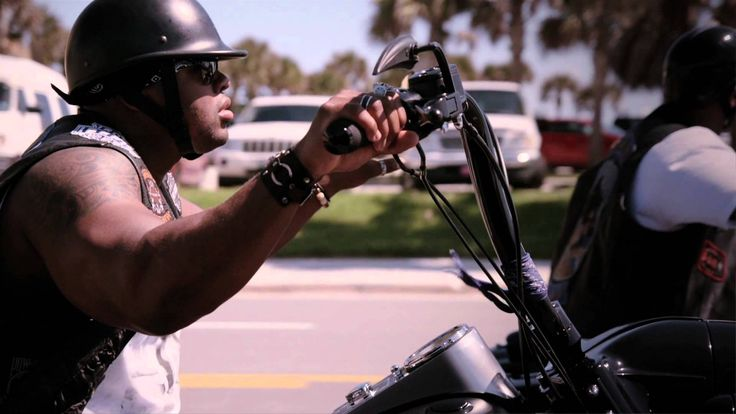 SOUL ON BIKES & BLACK CHROME | THE HISTORY OF BLACK ...  |African American Harley Riders