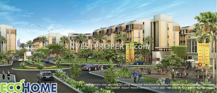 Apartemen EcoHome Citra Raya Tangerang #ecohomecitraraya
