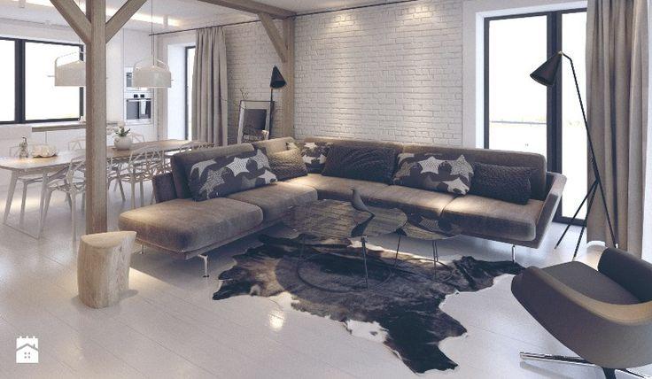 Projekt Wnętrz w stylu skandynawskim - zdjęcie od MOCO Architecture - MOCO Architecture