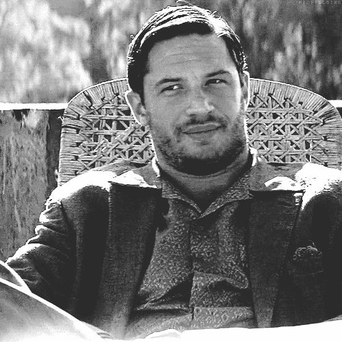 Eames❤️ Gorgeous Tom Hardy in Inception