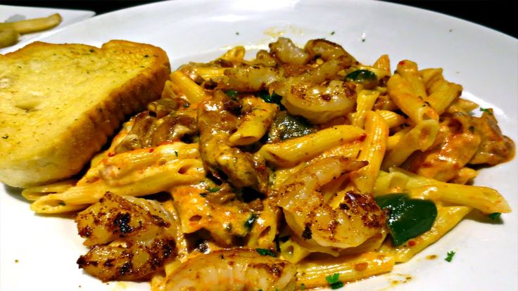 Authentic Cheddar's New Orleans Cajun Pasta - RIPOFF RECIPE, ,