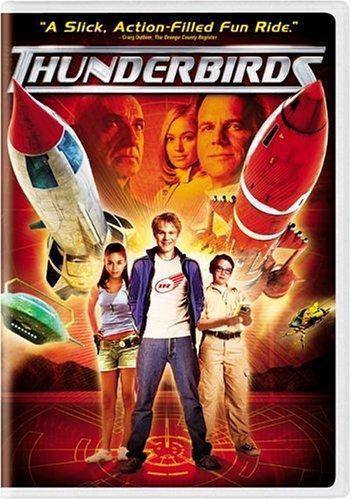 Bill Paxton & Anthony Edwards & Jonathan Frakes-Thunderbirds
