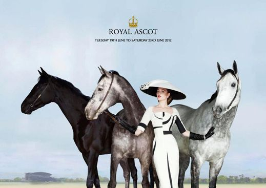 Royal Ascot Campaign Images