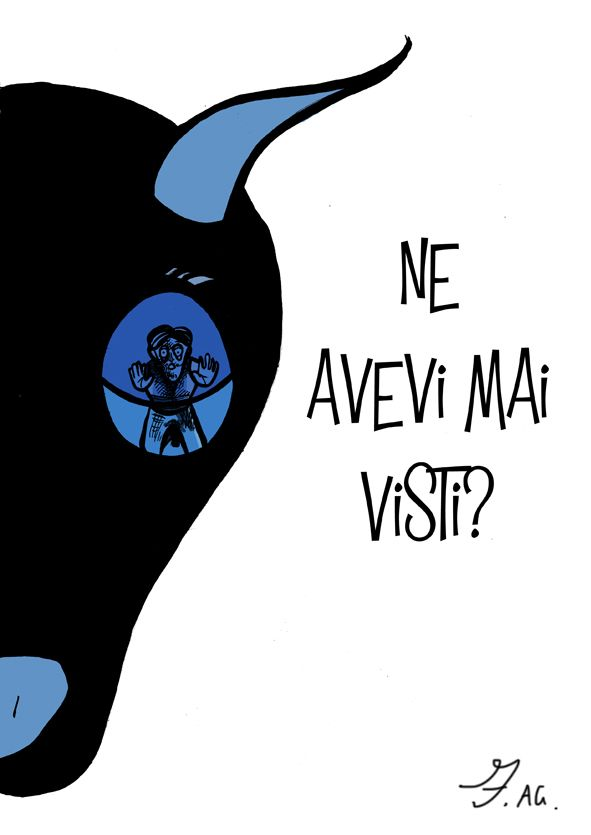 Comic book: Ne avevi mai visti?/You had ever seen?Follow the link