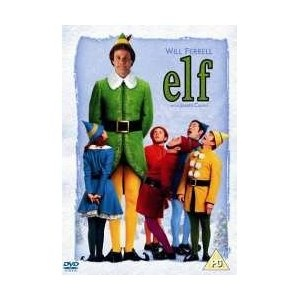 Elf [DVD] [2003]: Amazon.co.uk: Will Ferrell, James Caan, Bob Newhart, Zooey Deschanel, Edward Asner, Mary Steenburgen, Daniel Tay, Faizon Love, Peter Dinklage, Amy Sedaris, Michael Lerner, Andy Richter, Jon Favreau, Cale Boyter, David B. Householter, Jimmy Miller, Jon Berg, Julie Wixson Darmody, Kent Alterman, David Berenbaum: Film & TV