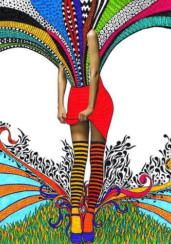 pop art for MS ART: Nikki Farquharson