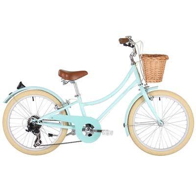 BREEP - Bobbin Gingersnap 20 Inch meisjes fiets St Ives Green
