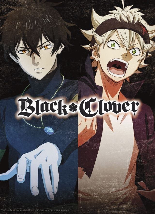 Black Clover. Newest addition to anime I like.  Just wish demon boy wasn't so Damn loud mouthed.