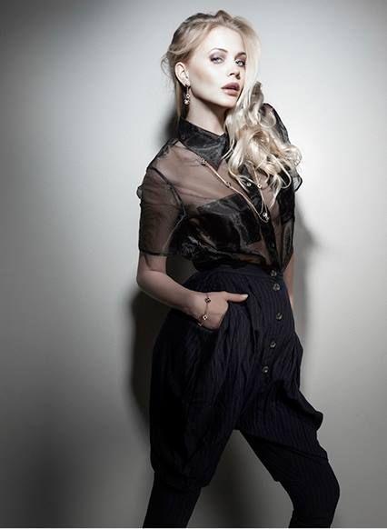Jewels: MyGiò /  Clothes: Vivienne Westwood, Zara, Alexander Mc Queen