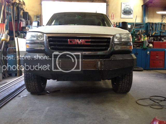 06 Front Bumper Build Chevy And Gmc Duramax Diesel Forum Chevy