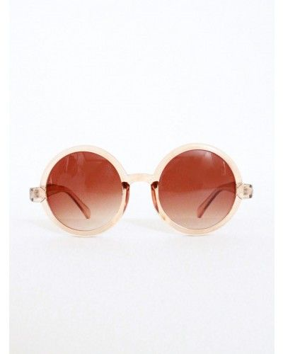 Retro sunglasses which only suit angular features, so not me.  I like them though.