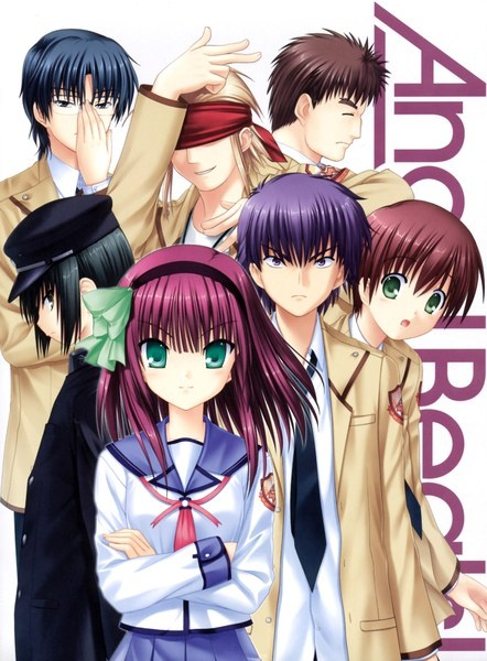 Day 14- angel beats. Even though the ebding always gets to me. I think that its funny enough to make the suffering worth it.