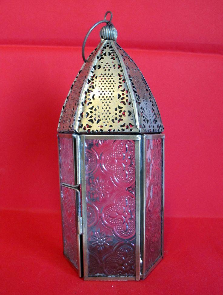 Moroccan Style Lantern $10 CAD