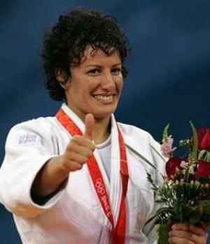 Soraya Haddad qualifiée aux Jeux Olympiques 2012 de Londres